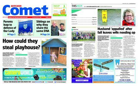 The Comet Hitchin – March 01, 2018
