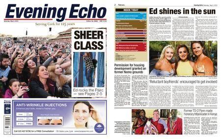 Evening Echo – May 05, 2018