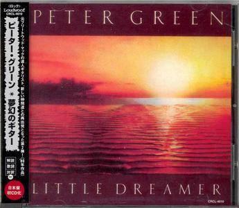 Peter Green - Little Dreamer (1980) {1997, Japan 1st Press}