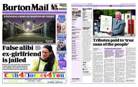 Burton Mail – November 21, 2017