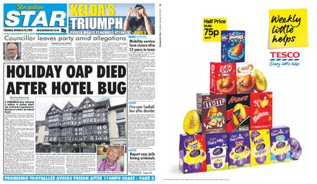 Shropshire Star Shrewsbury Edition – February 28, 2019