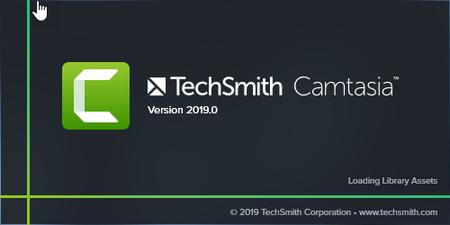 TechSmith Camtasia 2019.0.9.17643 (x64) Portable
