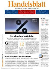 Handelsblatt - 30 März 2020