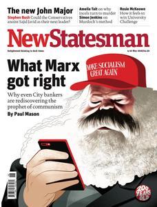 New Statesman - 4 - 10 May 2018