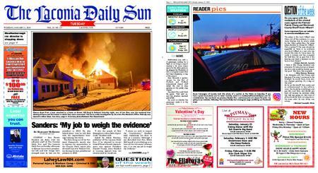 The Laconia Daily Sun – January 21, 2020