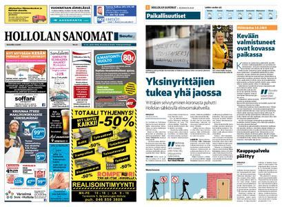 Hollolan Sanomat – 03.06.2020