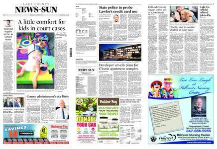 Lake County News-Sun – August 22, 2018
