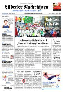 Lübecker Nachrichten Ostholstein Süd - 01. März 2019