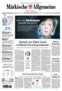 Märkische Allgemeine Dosse Kurier - 27. September 2018