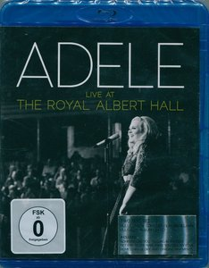 Adele - Live At The Royal Albert Hall (2011) Blu-ray