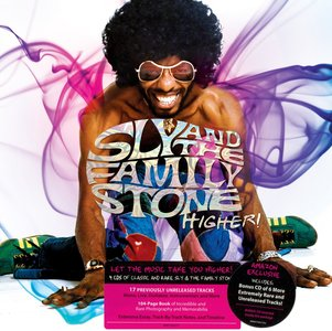Sly And The Family Stone - Higher! (2013) [Amazon Exclusive > 5CD Box Set] RE-UP
