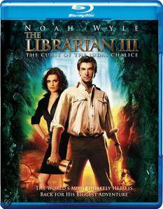 The Librarian: The Curse of the Judas Chalice (2008)