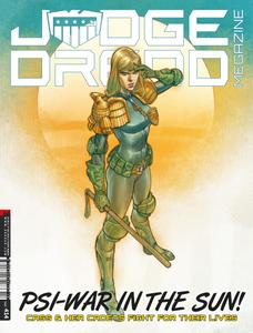 Judge Dredd Megazine 414 2019 digital Minutemen