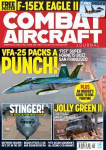 Combat Aircraft - June 2021