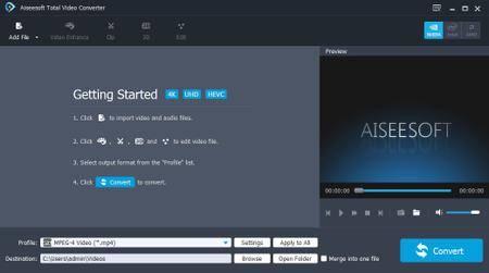 Aiseesoft Total Video Converter 9.2.18 Multilingual Portable