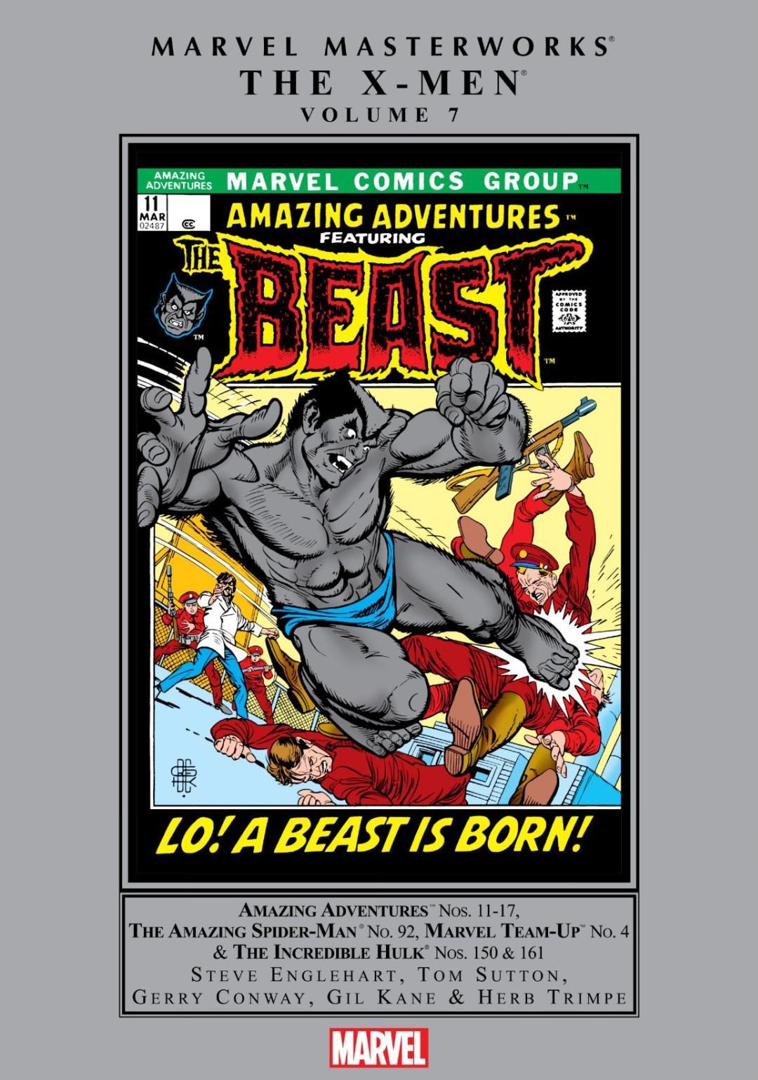 Re: REQ: Anyone have Marvel Masterworks: X