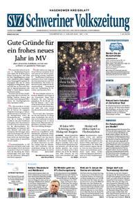 Schweriner Volkszeitung Hagenower Kreisblatt - 02. Januar 2020