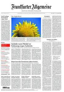 Frankfurter Allgemeine Zeitung F.A.Z. - 22. Juni 2018