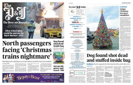 The Press and Journal Moray – December 11, 2019