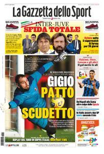 La Gazzetta dello Sport Bergamo – 12 gennaio 2021