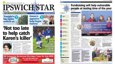 Ipswich Star – November 21, 2019