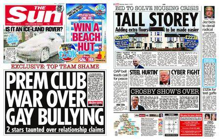 The Sun UK – 03 March 2018