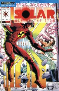 Unity - Valiant (1994) [18/19] - 17 - Solar Man of the Atom 13