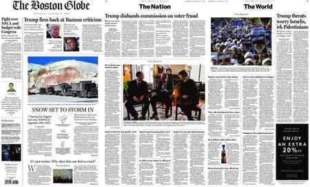 The Boston Globe – January 04, 2018