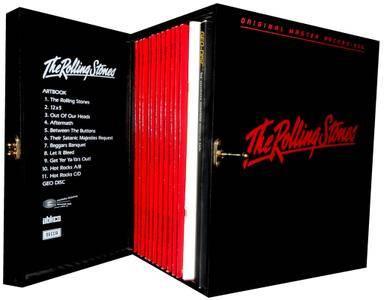 The Rolling Stones - Original Master Recordings Box Set (1984) [Vinyl Rip 16/44 & mp3-320]