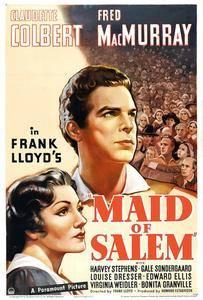 Maid Of Salem (1937)