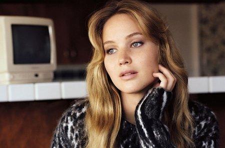 Jennifer Lawrence by Alasdair McLellan for Vоgue UK November 2012