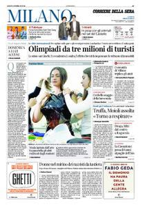 Corriere della Sera Milano – 09 febbraio 2019