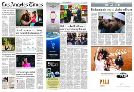 Los Angeles Times – July 18, 2019