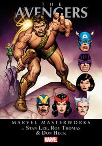 Marvel Masterworks-The Avengers v04 2012 Digital F2 Zone