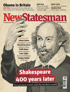 New Statesman - 22 - 28 April 2016
