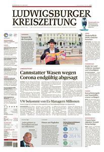 Ludwigsburger Kreiszeitung LKZ - 10 Juni 2021
