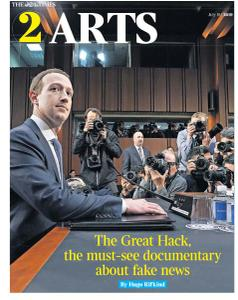 The Times Times 2 - 19 July 2019