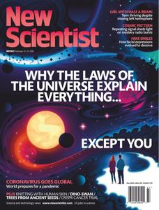 New Scientist - February 15, 2020