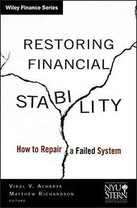 Restoring Financial Stability: How to Repair a Failed System (Wiley Finance)