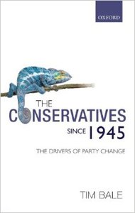 The Conservatives Since 1945: The Drivers of Party Change (repost)