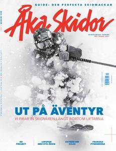 Åka Skidor – mars 2021