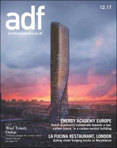 Architects Datafile (ADF) - December 2017