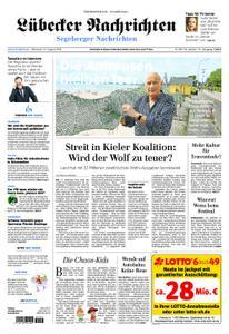 Lübecker Nachrichten Bad Segeberg - 14. August 2019