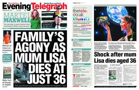 Evening Telegraph First Edition – May 09, 2018