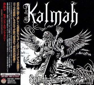 Kalmah - Seventh Swamphony (2013) [Japanese Edition]