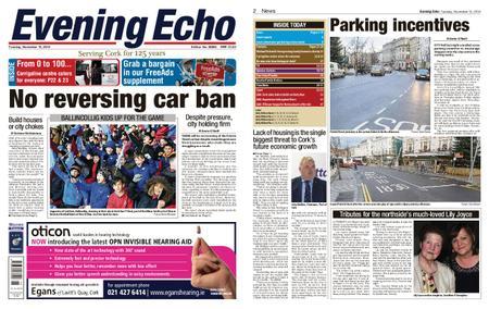 Evening Echo – November 13, 2018