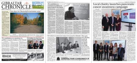 Gibraltar Chronicle – 04 November 2019