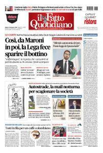 Il Fatto Quotidiano - 08 settembre 2018