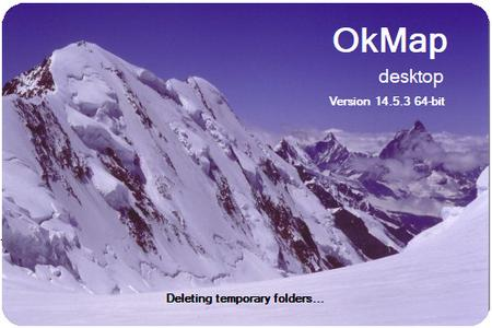 OkMap Desktop 14.5.3 (x64) Multilingual