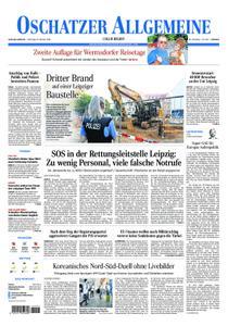 Oschatzer Allgemeine Zeitung – 15. Oktober 2019